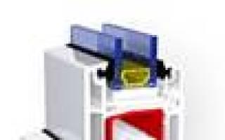 Окна ПВХ двухкамерные технические характеристики