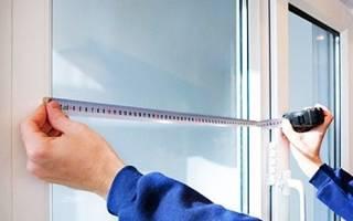 Как правильно замерить балкон