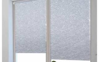 Рулонная штора уют инструкция по установке