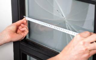 Как поменять стекло в пластиковом окне самостоятельно