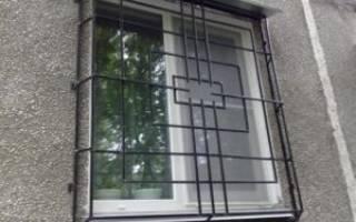 Решетки на окна для дачи