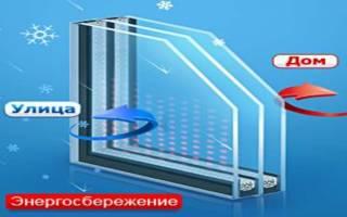 Энергоэффективные окна и энергосберегающие стекла