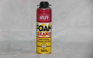 Очиститель пены монтажной технические характеристики