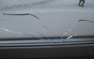 Почему трескаются стеклопакеты в пластиковых окнах