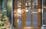 Как правильно установить пластиковую дверь входную?