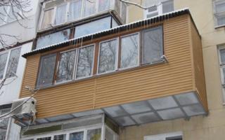 Входит ли в стоимость квартиры балкон