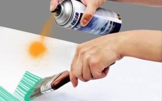 Можно ли покрасить пластик?