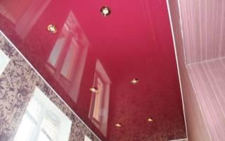Как сделать подвесной потолок на балконе