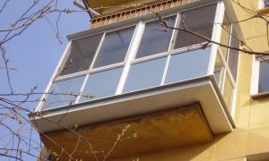 На сколько можно расширить балкон без разрешения