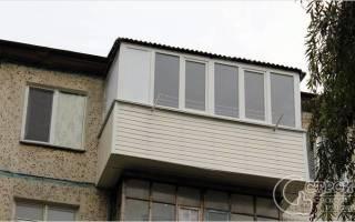 Выносной балкон своими руками