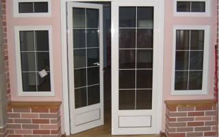 Как настроить металлопластиковую дверь?
