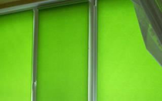 Стоимость рулонных штор на пластиковые окна