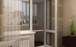 Как починить пластиковую балконную дверь?