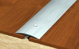 Как убрать пороги межкомнатных дверей?