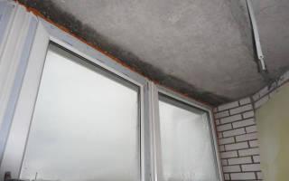 Вентиляция на балконе своими руками