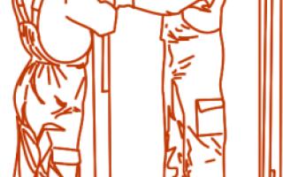 СНИП установка дверей металлических противопожарных