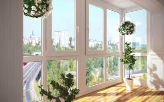 Как утеплить балкон с витражным остеклением
