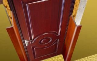 Как заделать дверные откосы после установки двери