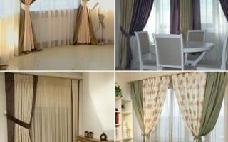 Как правильно выбрать шторы в зал?