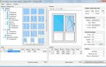 Как посчитать квадратуру окна