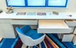 Как сделать стол из подоконника в детской