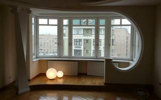 Освещение на балконе без проводов
