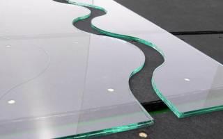 Можно ли резать каленое стекло стеклорезом?