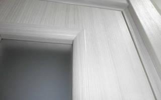 Что значит ламинированные двери?