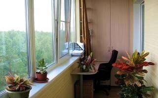 Как утеплить балкон до комнатной температуры