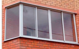 Как сделать откосы на балконе