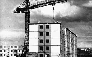 Размер окон в сталинских домах
