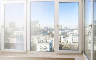 Шестикамерные пластиковые окна