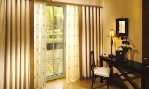 Как правильно рассчитать ширину шторы на окно